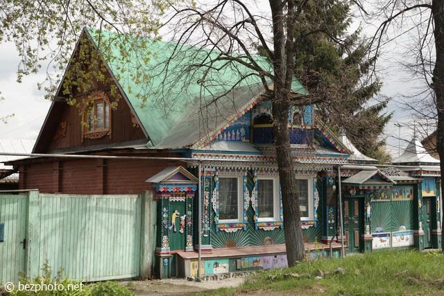 дом вольхина