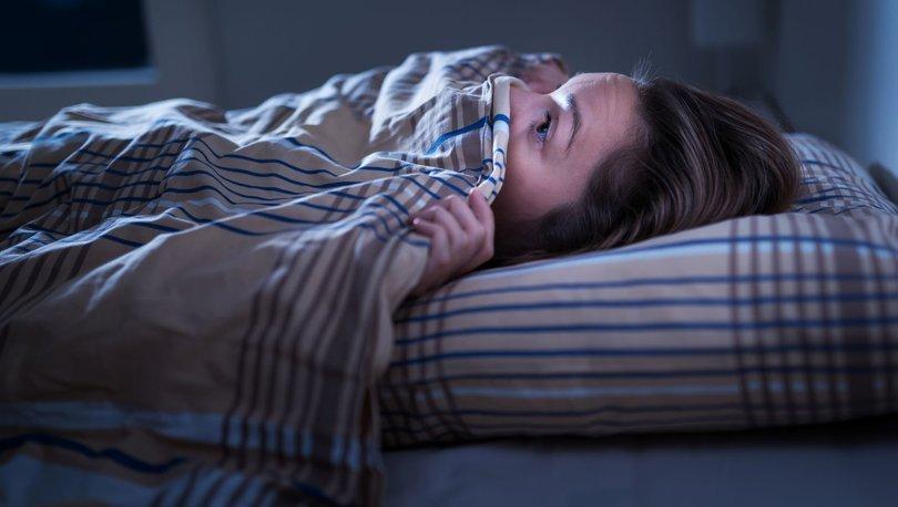 Uykusuzluk stresin etkilerini ikiye katlıyor