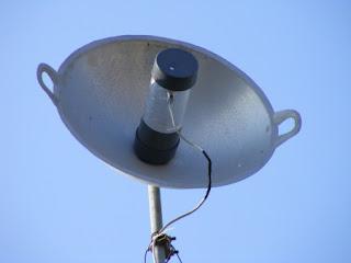 Cara Buat Wajan Bolik Pengganti Antena Yagi (Lengkap dan Terperinci)