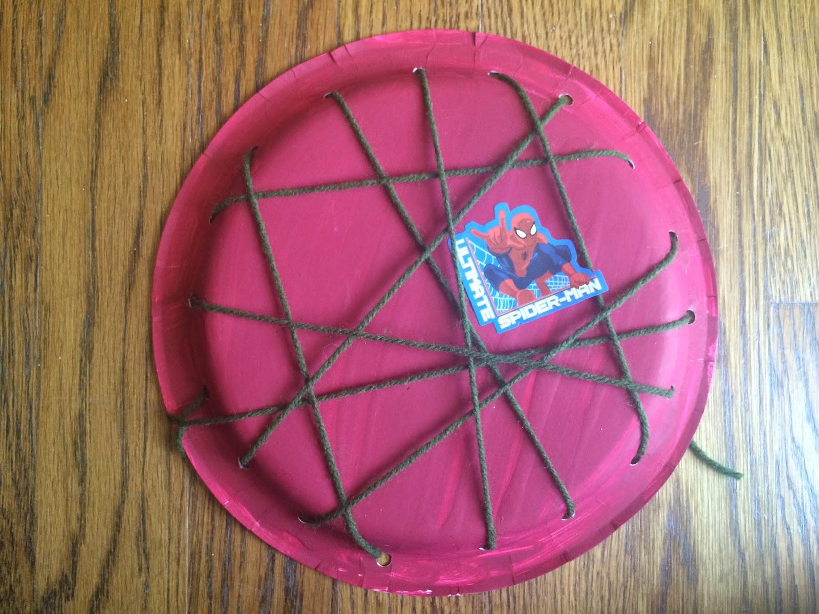 5 Superhero Crafts For Kids