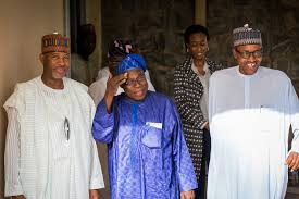 Obasanjo visiting Buhari
