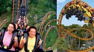 16 august: Ziua Rollercoaster / Montagne Russe