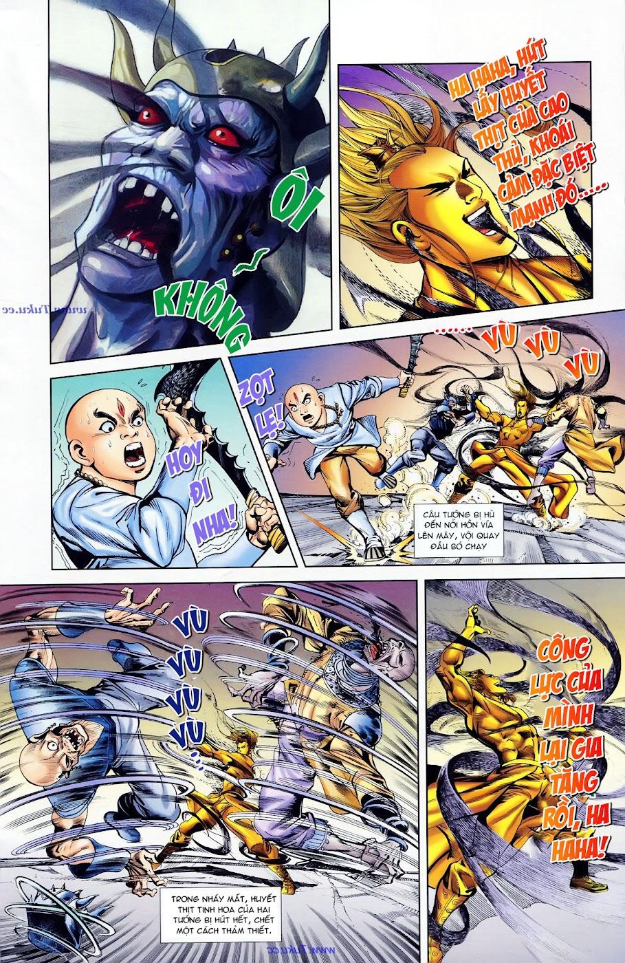 Cơ Phát Khai Chu Bản chapter 92 trang 29