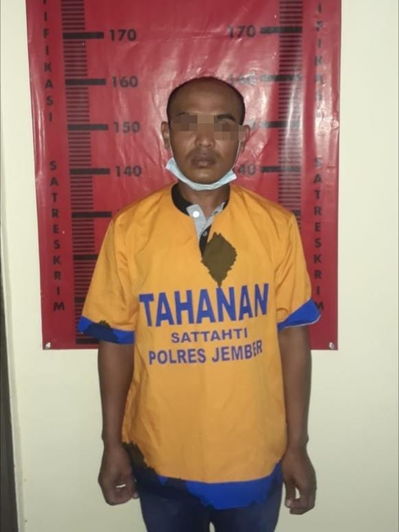 Embat ponsel Milik Pembeli Buah, Pria Asal Bondowoso Diciduk Polisi