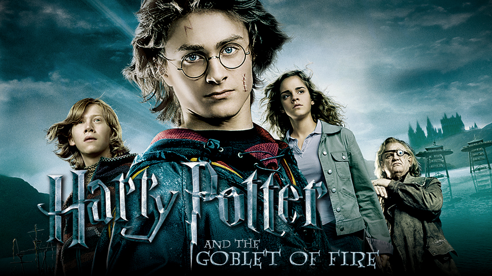 HARRY POTTER AND THE GOBLET OF FIRE TAMIL DUBBED  HD