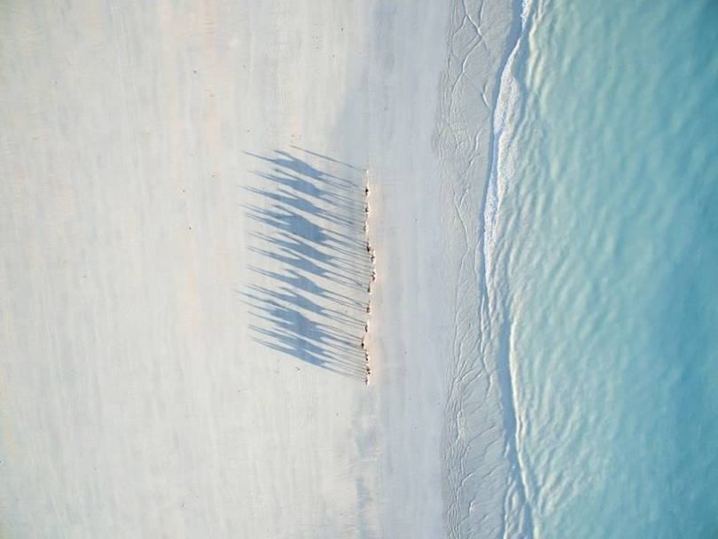 Aerial photography by Frenchman Eric Dupin