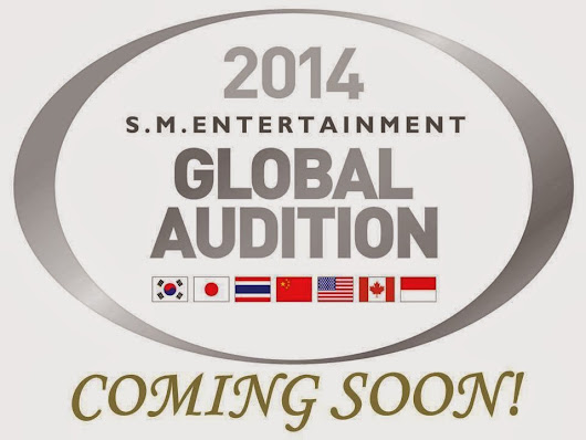 SM GLOBAL AUDITION In Indonesia