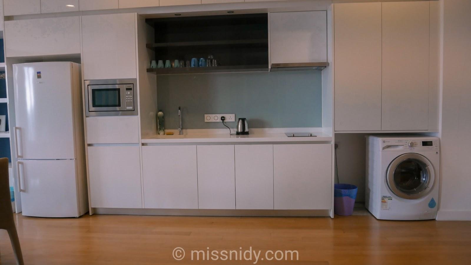 apartemen dengan dapur di kuala lumpur malaysia