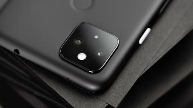 Kamera HP Terbaik Tahun 2021 - Pixel 4a 5G