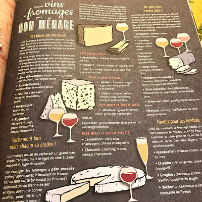 French Village Lockdown Diaries day thirty-nine, France Trivia advent day seven cheese and wine