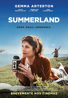 Com Gemma Arterton, Summerland Chega Aos Cinemas Esta Semana