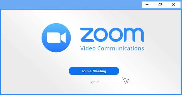 Actualiza a la última versión de Zoom