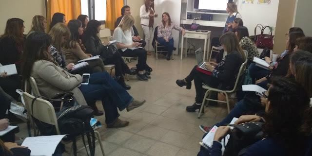Inclusión educativa: encuentro de docentes