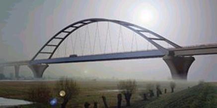 Puente arco de Tangermunde