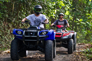 ATV Ride Adventure Tour | Sunia Bali Tour