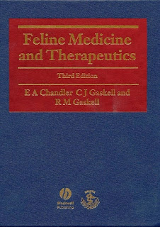 Feline Medicine and Therapeutics 3rd Edition