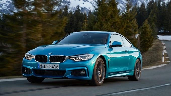 BMW Seri 4 Coupe Mobil Sport Premium Segmen Sedan Mid Size