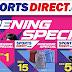 《优惠每天有 Promotion》首屈一指的著名英国运动品牌的旗舰店 Sports Direct正积极扩充营业,在万众期待之下,将在2020年9月24日于柔佛新山Sunway Big Box 隆重开业。