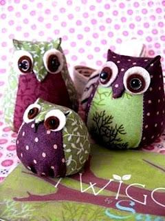 Kerajinan Tangan Dari Barang Bekas, Boneka Owl Perca