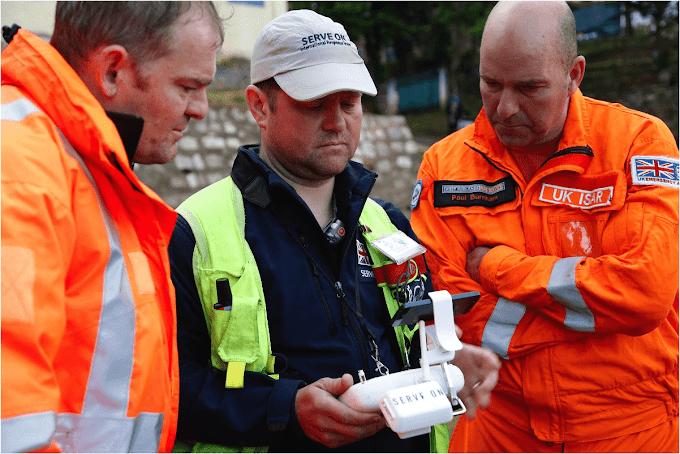 How Drones Help Emergency Responders Save Lives?