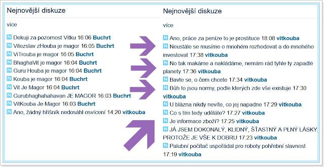 Diskuze libimseti.cz