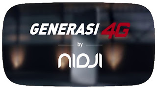 Lirik : NIDJI - Generasi 4G