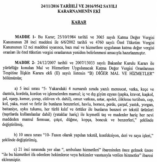 MOTORLU TAŞITLARA ÖTV ZAMMI
