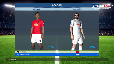 PES 2017 Smoke Patch 17 UnOfficial Season 2019/2020