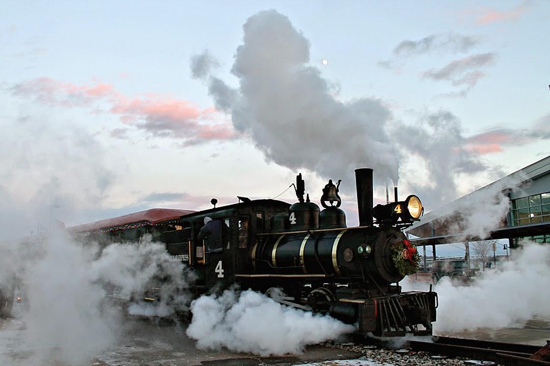 The Windham Eagle Lifestyles: The Polar Express returns to ...