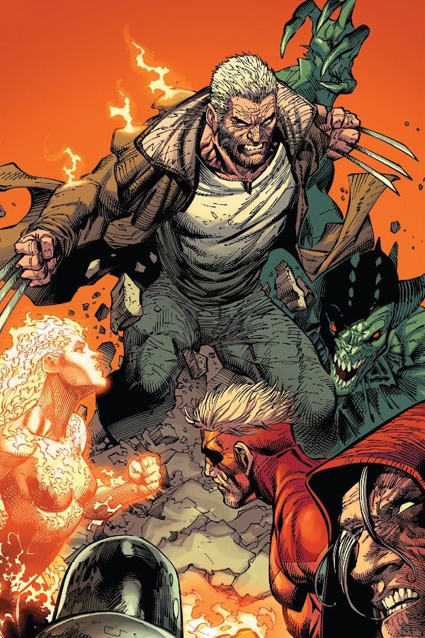 wolverine old man logan comic