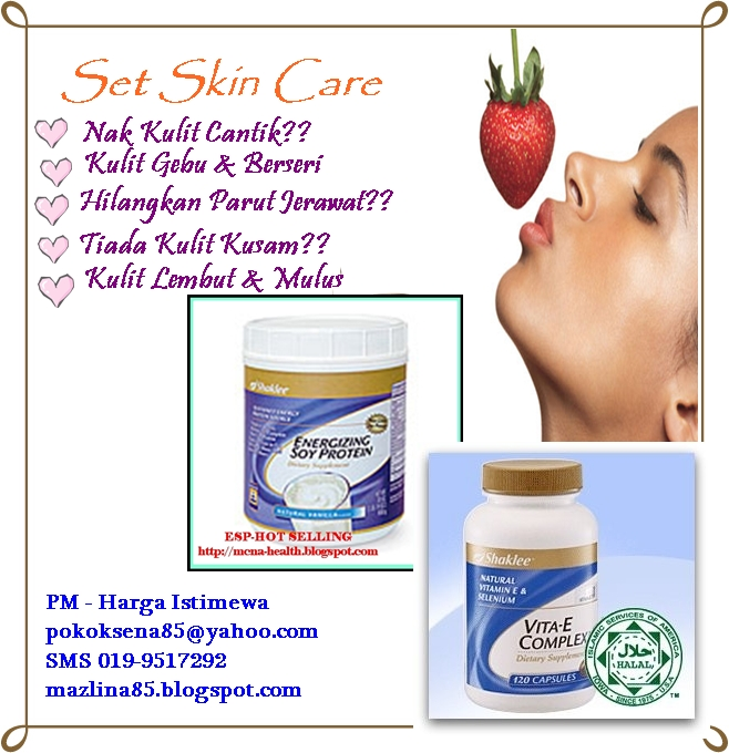 Skin Care Penghilang Jerawat: Set Skin Care - Untuk Kulit Cantik Berseri..
