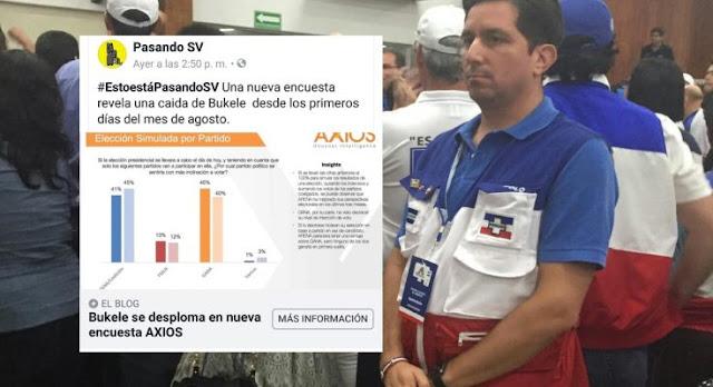 ARENA simula una encuesta para salvar de la imangen de Carlos Calleja