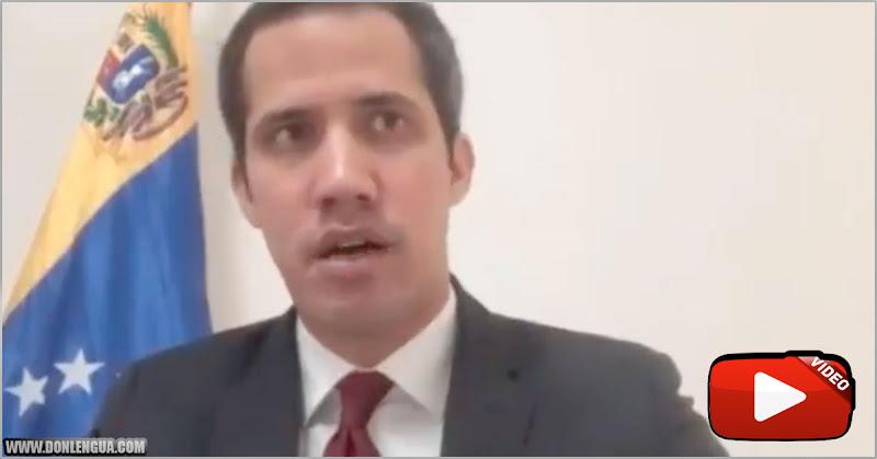 Juan Guaidó sigue insistiendo en recuperar la señal de DirecTv pero sin ser gratis