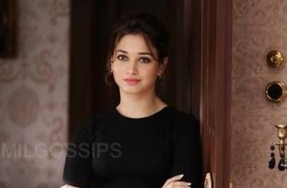 Tamanna Open Talk about Hindi director