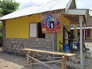 Rumah Cantik Buat Atmari Dari Komunitas BG