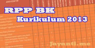 RPP 1 Lembar BK SMA Kurikulum 2013