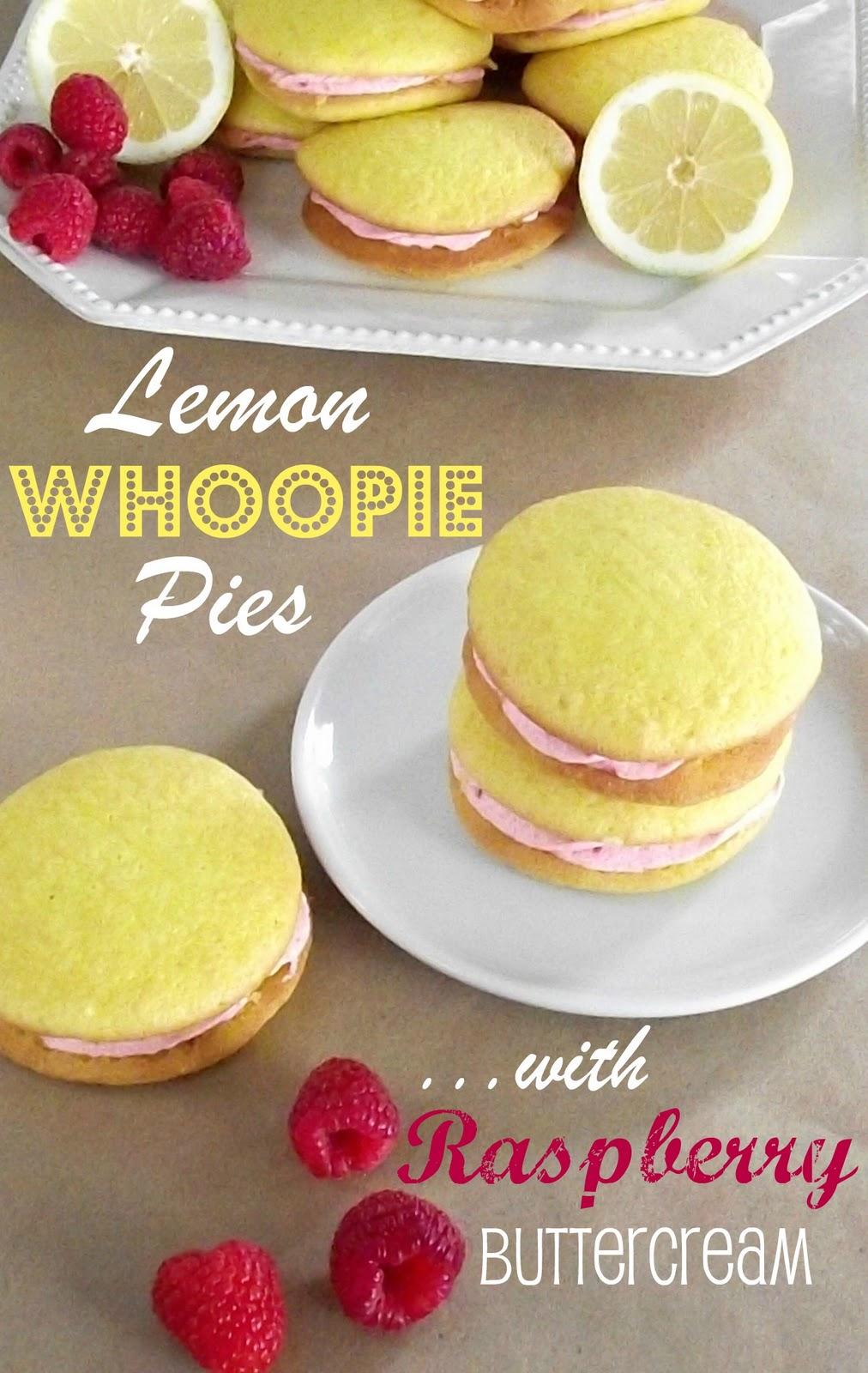Lemon Whoopie Pie Recipe Cake Mix