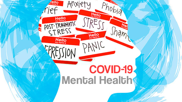 Covid-19 affect mental health , Machine Learning can help