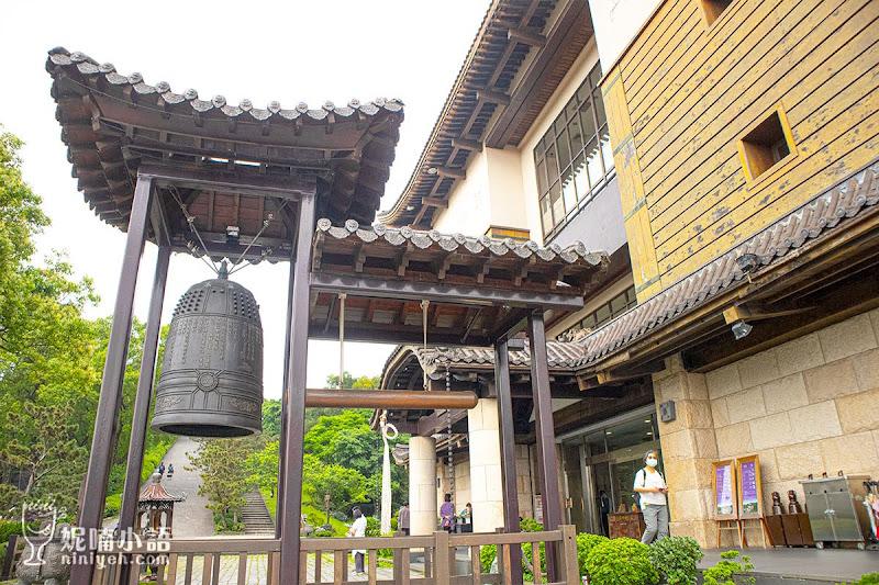 【淡水景點】緣道觀音廟。深藏林野間的佛寺莊園