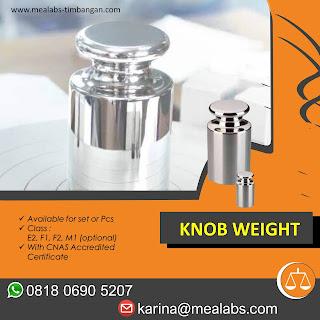 Knob Weight