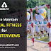 How to maintain Physical Fitness for SSB Interview: Know Here