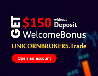 Bonus Forex Tanpa Deposit Unicorn Brokers $150