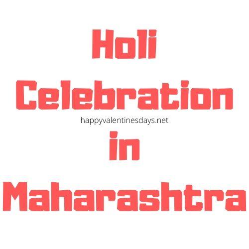 Holi Celebration in Maharashtra