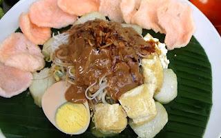Kuliner Indonesia - Ketoprak