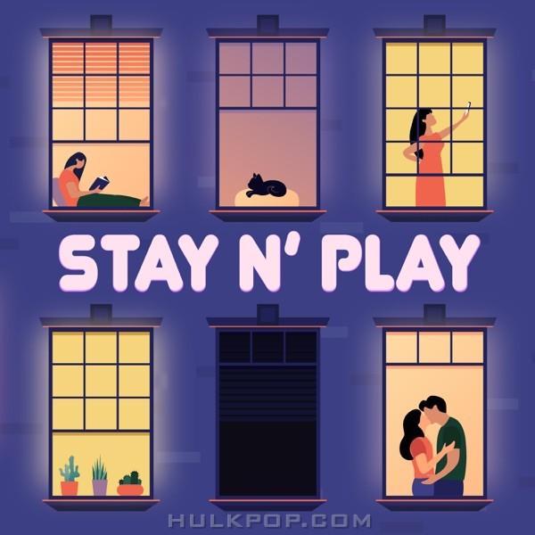 PLANET BLACK & Shupie – STAY N' PLAY