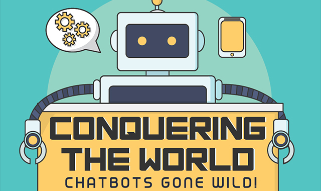 Conquering The World – Chatbots Gone Wild