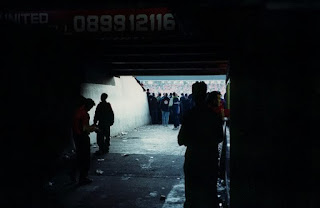 Old Stretford End Tunnel