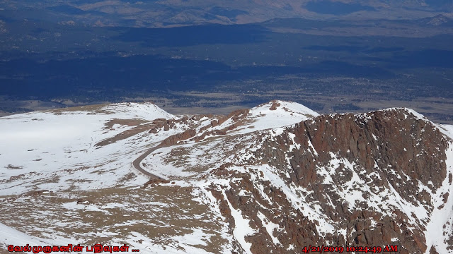 Colorado Pikes Peak Highway