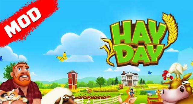 Download Hay Day MOD APK versi Terbaru 2019