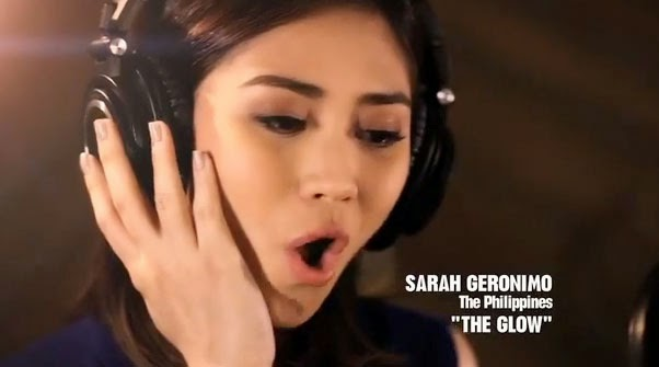 WATCH: Sarah Geronimo sings Disney Princess franchise song 'The Glow'
